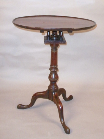 Philadelphia Dish Top Candlestand