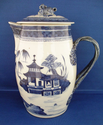 A Great Canton Cider Jug