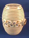 English Pearlware Rundlet